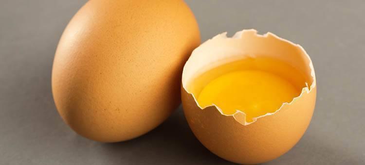 Egg Whites Face Peel
