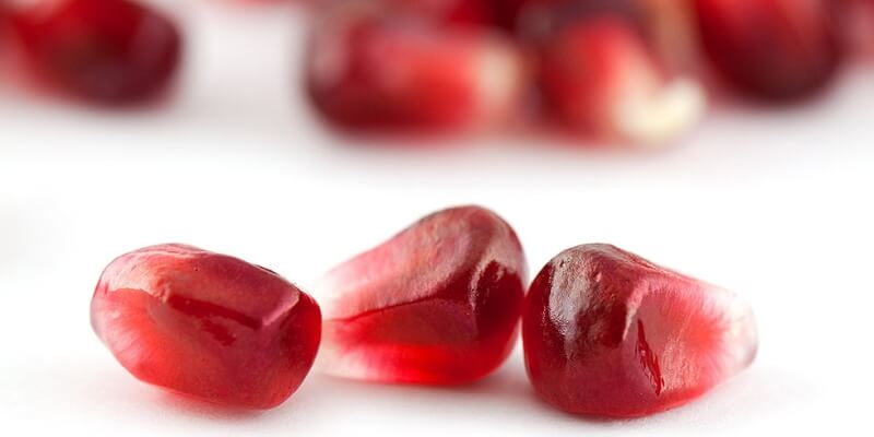 How to Enjoy Pomegranate Seeds