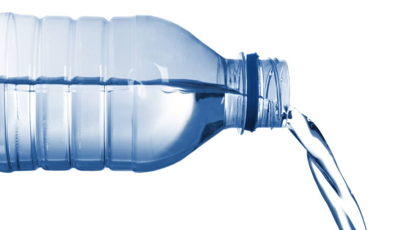 Types of Bottled water