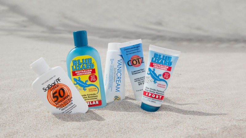 Are there Different Types of Sunscreen