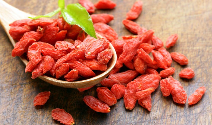 Goji Berries the Amazing Super Food